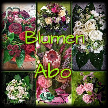 Blumen-Abo 4 Jahreszeiten