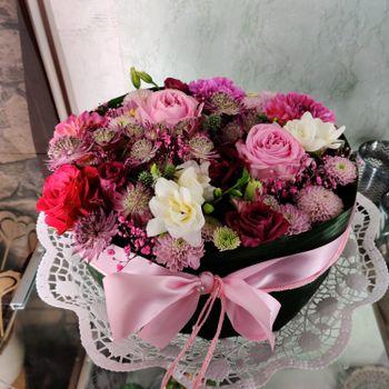 Blumentorte