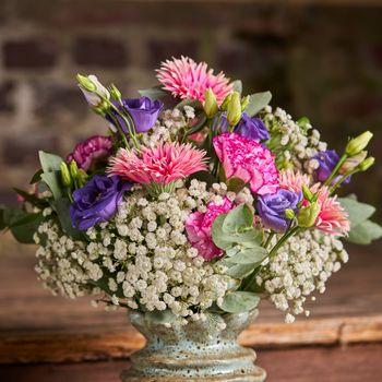 Blumenstrauß klassischgebunden