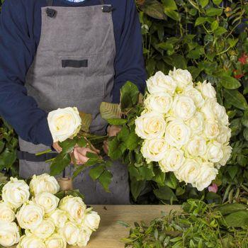 Image - Weiße Rosen