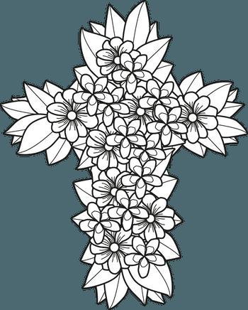 Blumenkreuz