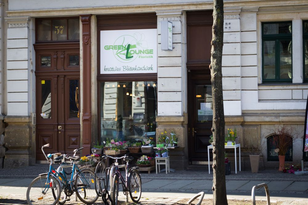 Green Lounge Floristik