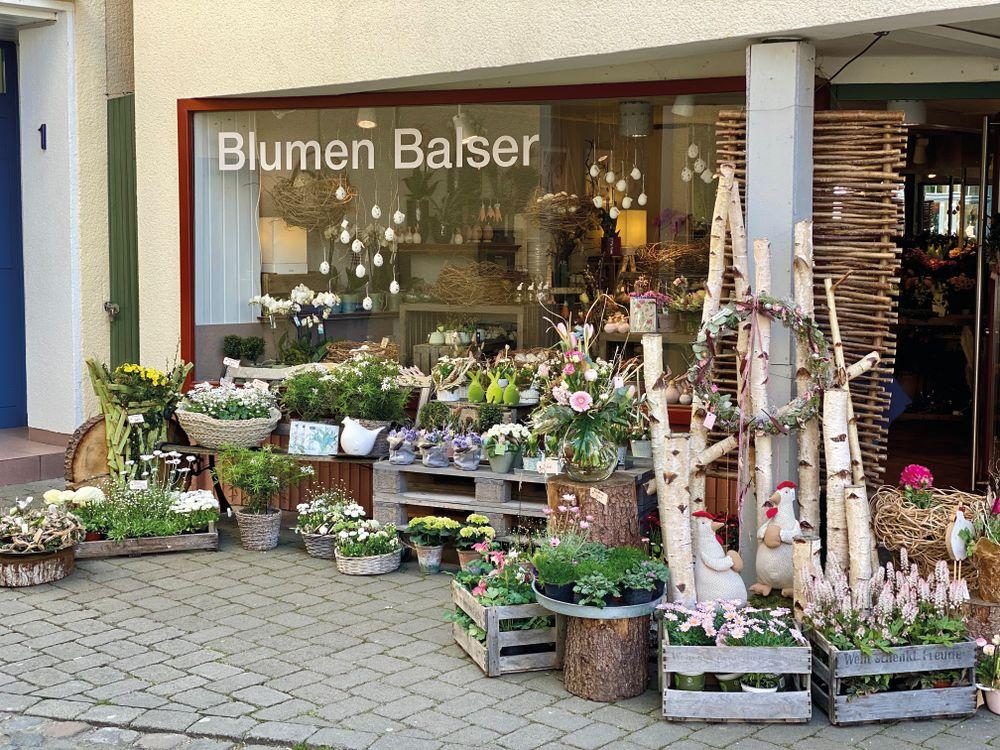 Blumen Balser
